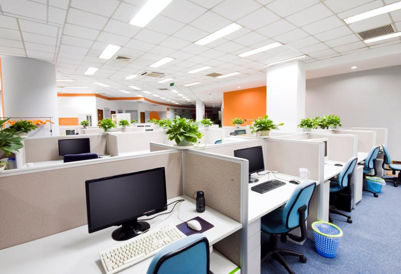 pomiary pola elektromagnetycznego w biurowym środowisku pracy