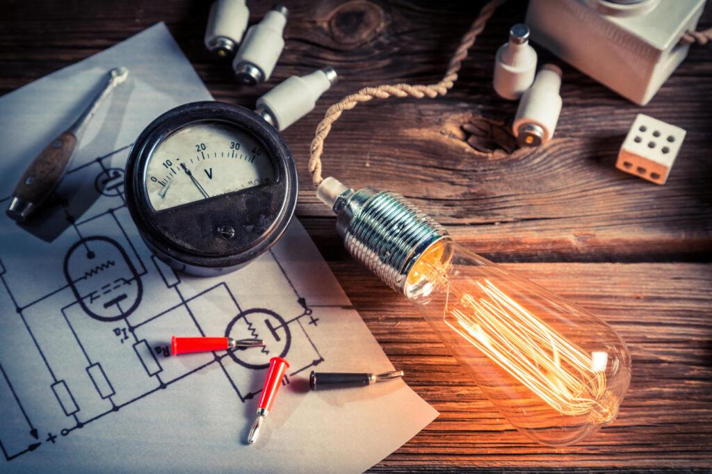 pomiary PEM - prąd elektryczny