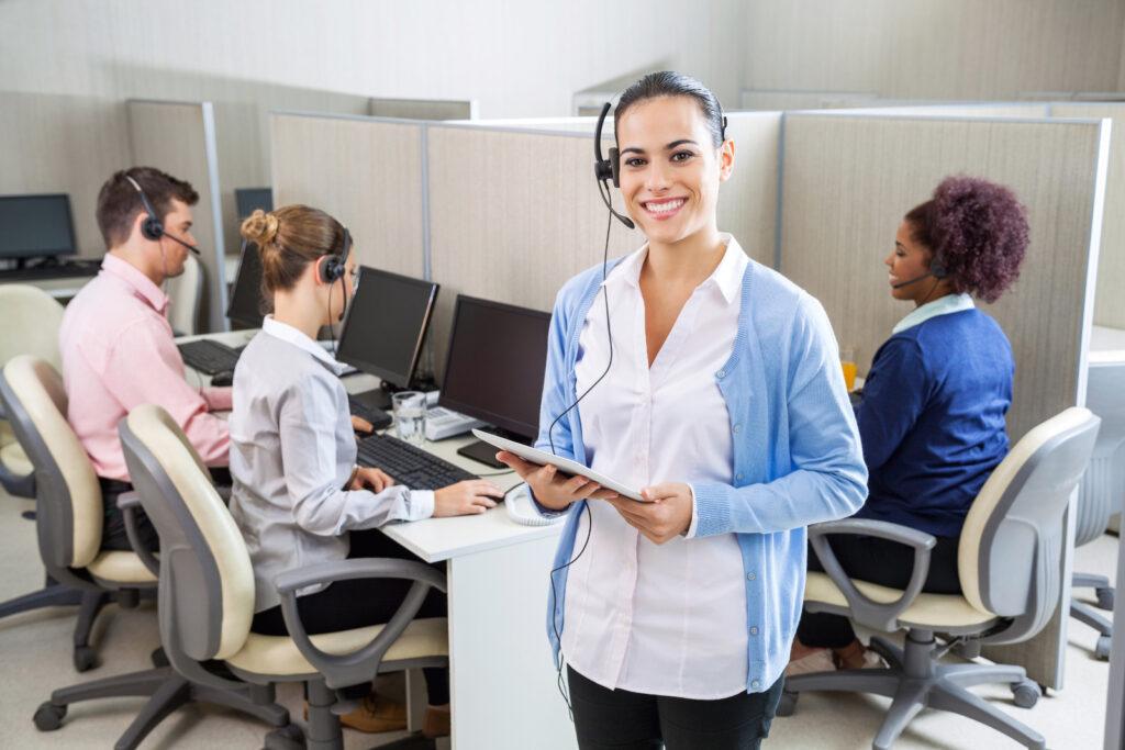pem w call center